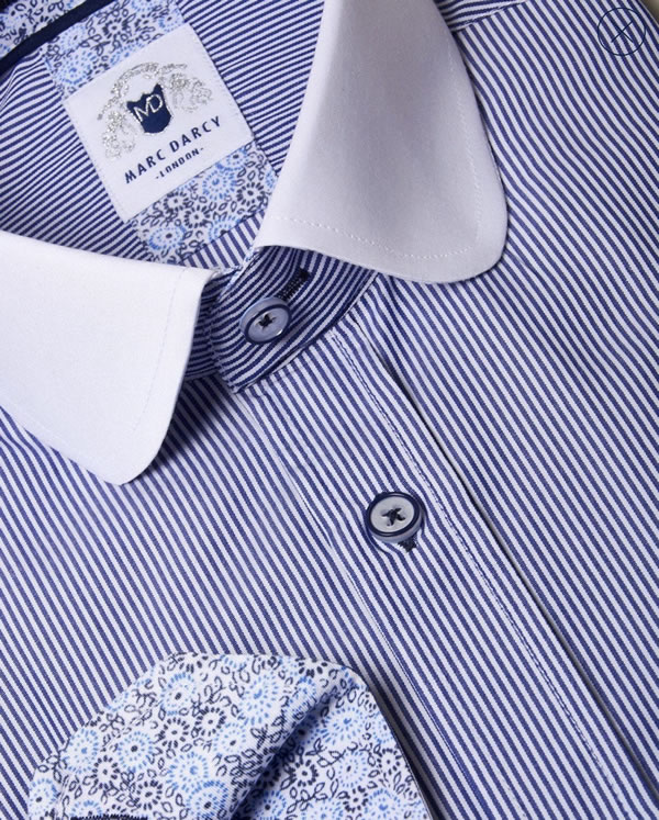 Men's shirts by Marc Darcy